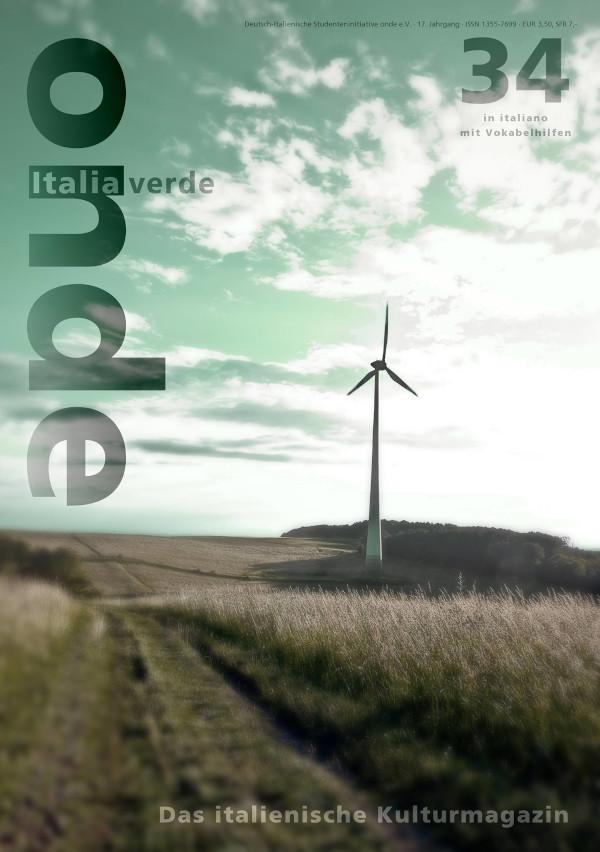 onde 34 – Italia verde