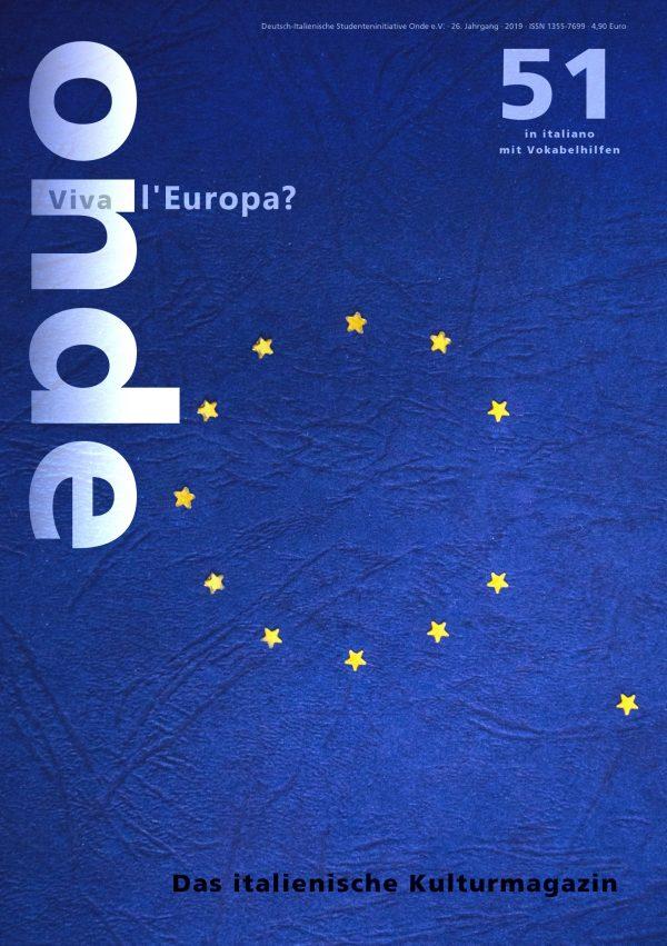 Cover onde Ausgabe 51